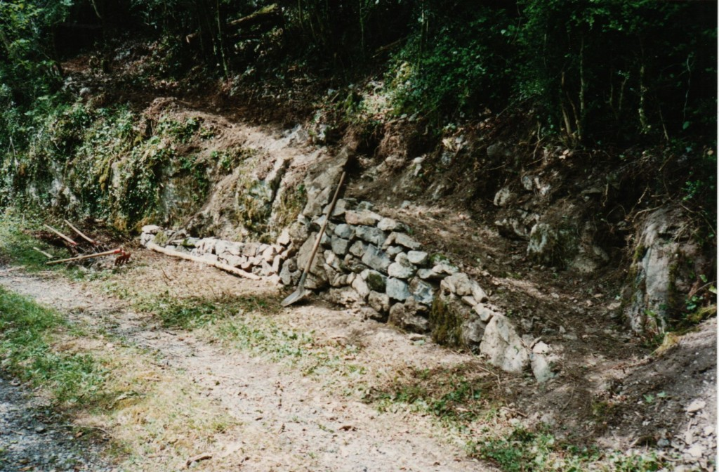 construction rampe