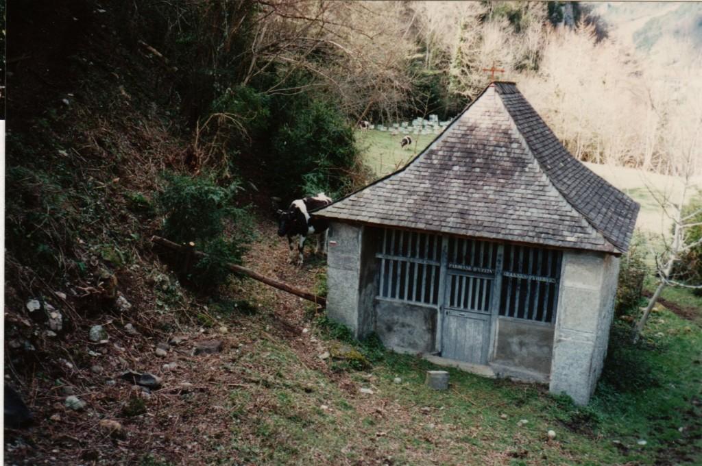 Chapelle d'Uzein