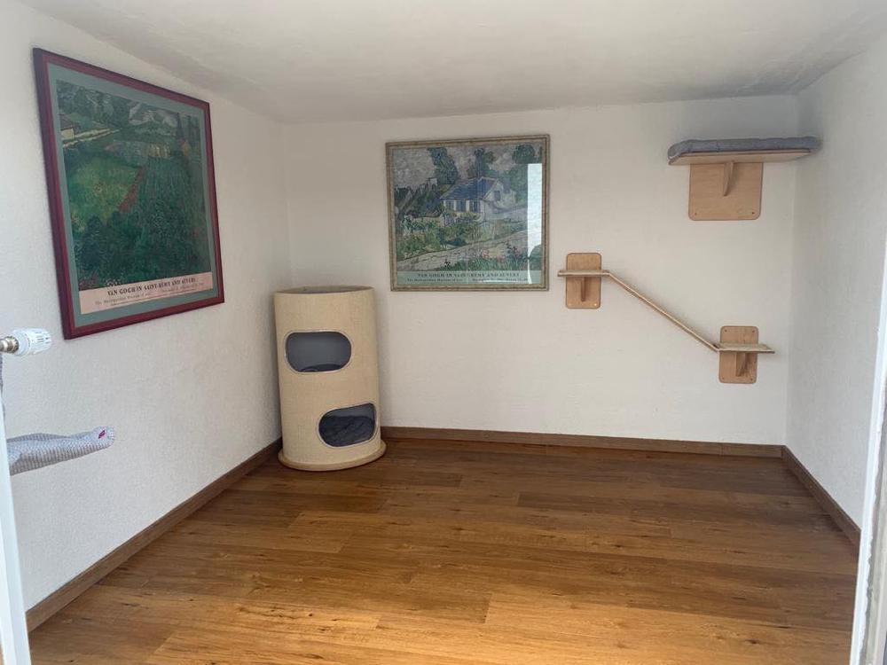 Außengehege/Innenbereich beheizt