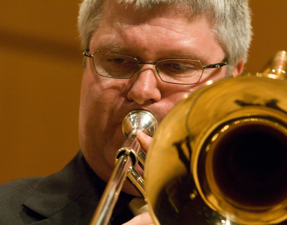 International Brass - Thomas Lindt - beim International Brass Festival Düren (Copyright WDR / Martin Eggert)