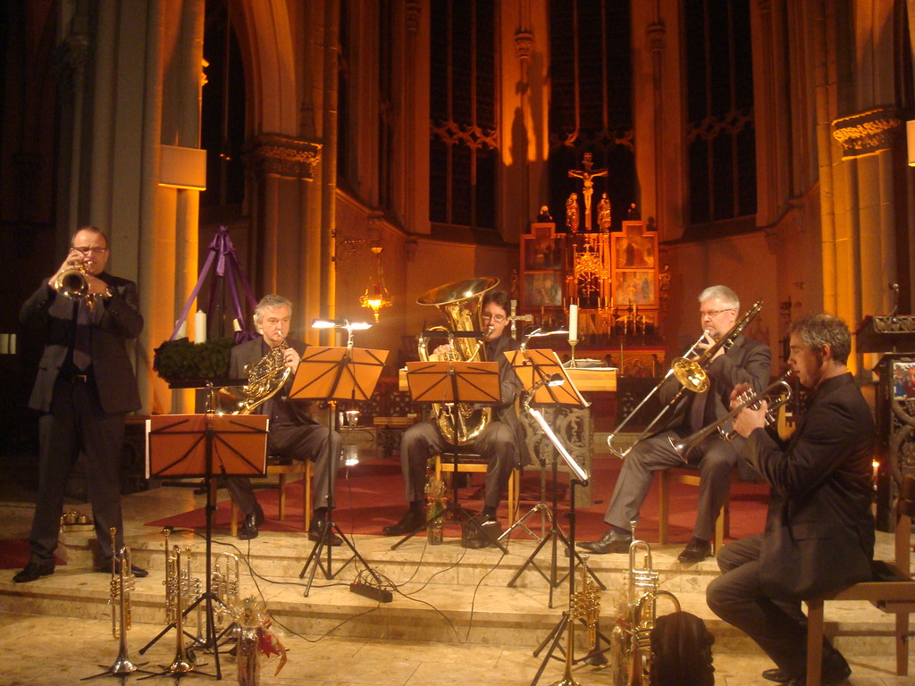 International Brass in St. Anna, Mönchengladbach