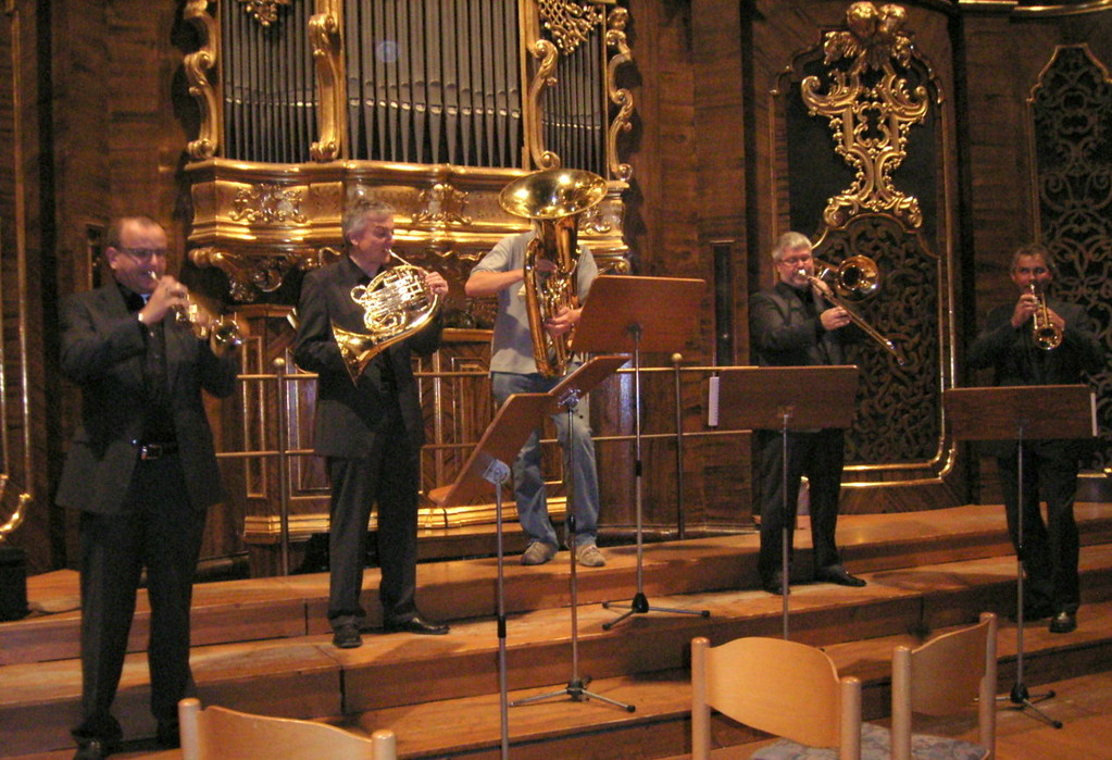 International Brass im Passauer Dom St. Stephan