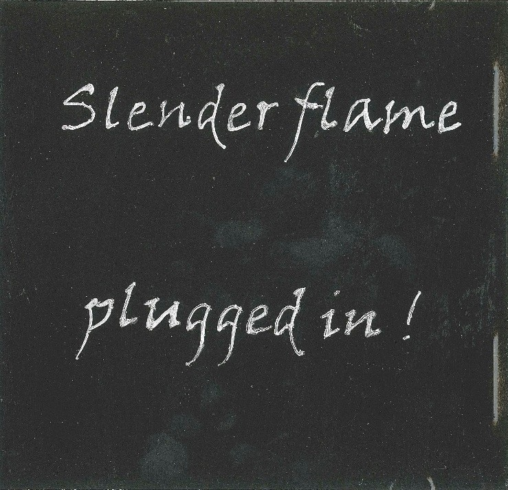 "1998: CD-Cover des Demos ""plugged in"""