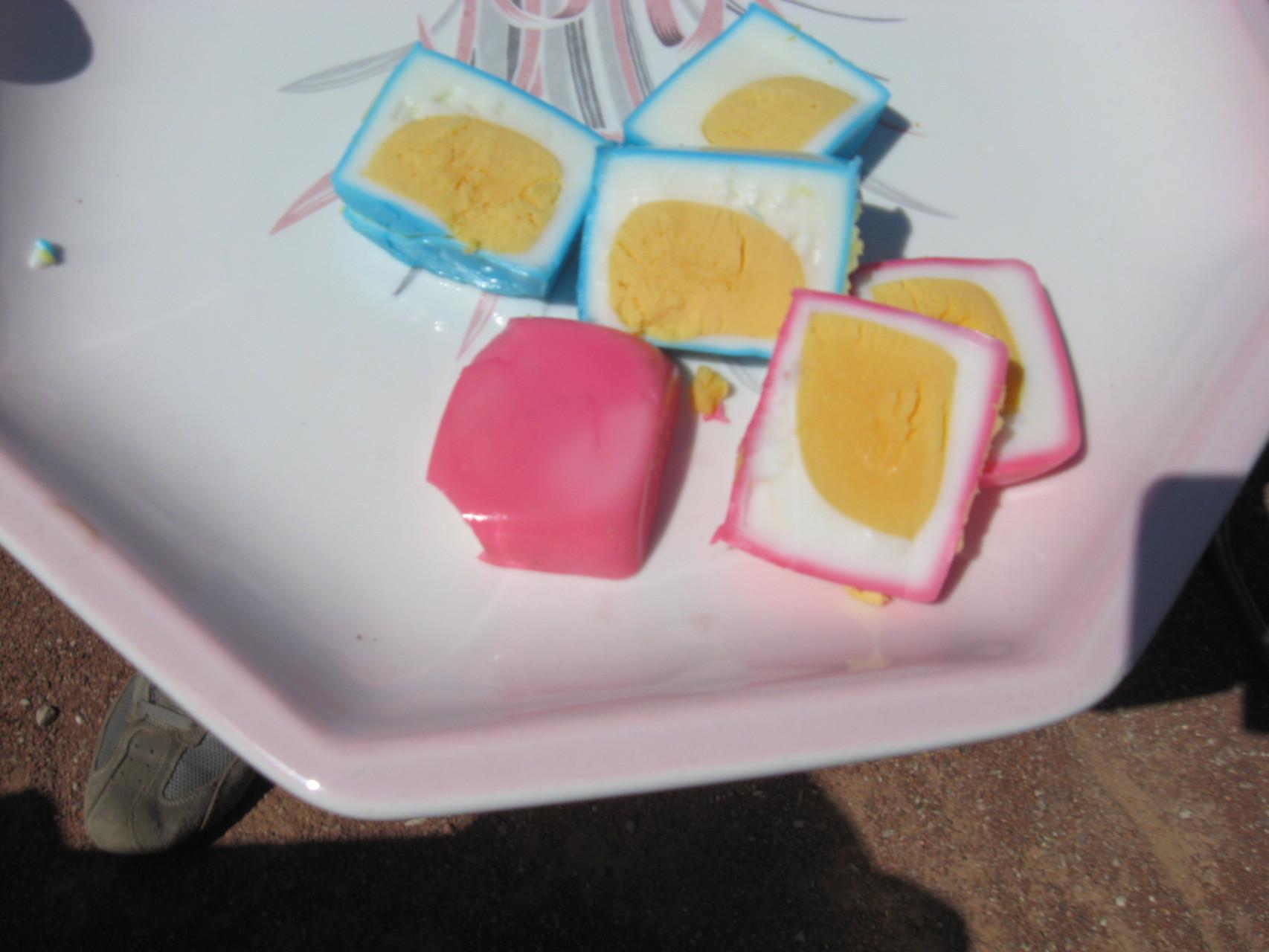 œufs carrés de Greg