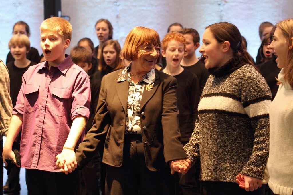 Aufführung der Kinderoper mit Greta Klingsberg in Würzburg