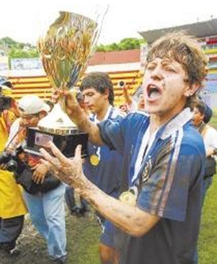 Fabricio Alfaro: Campeones de cuadrangular Centroamericana