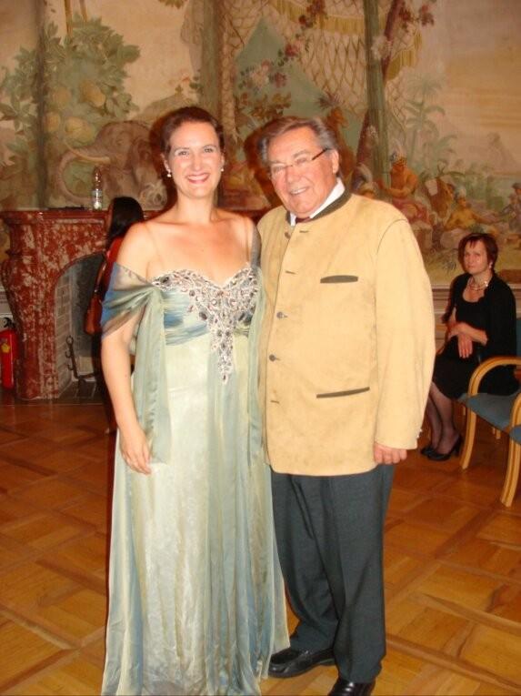 (c) Meisterklasse Peter Schreier/Schloß Laudon