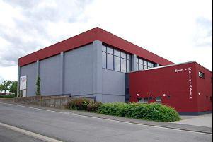 Sport und Kulturhalle Schöffengrund - Schwalbach