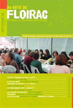 Journal de Floirac Hiver 2008-2009.