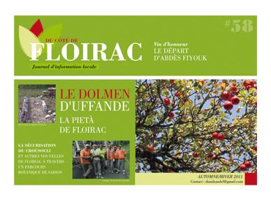 Journal de Floirac HIVER 2011