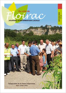 Journal de Floirac Hiver 2009-2010.