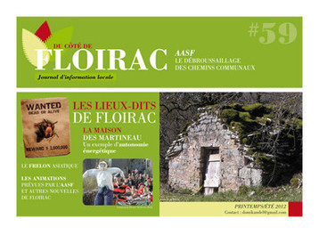 Journal de Floirac Eté 2012