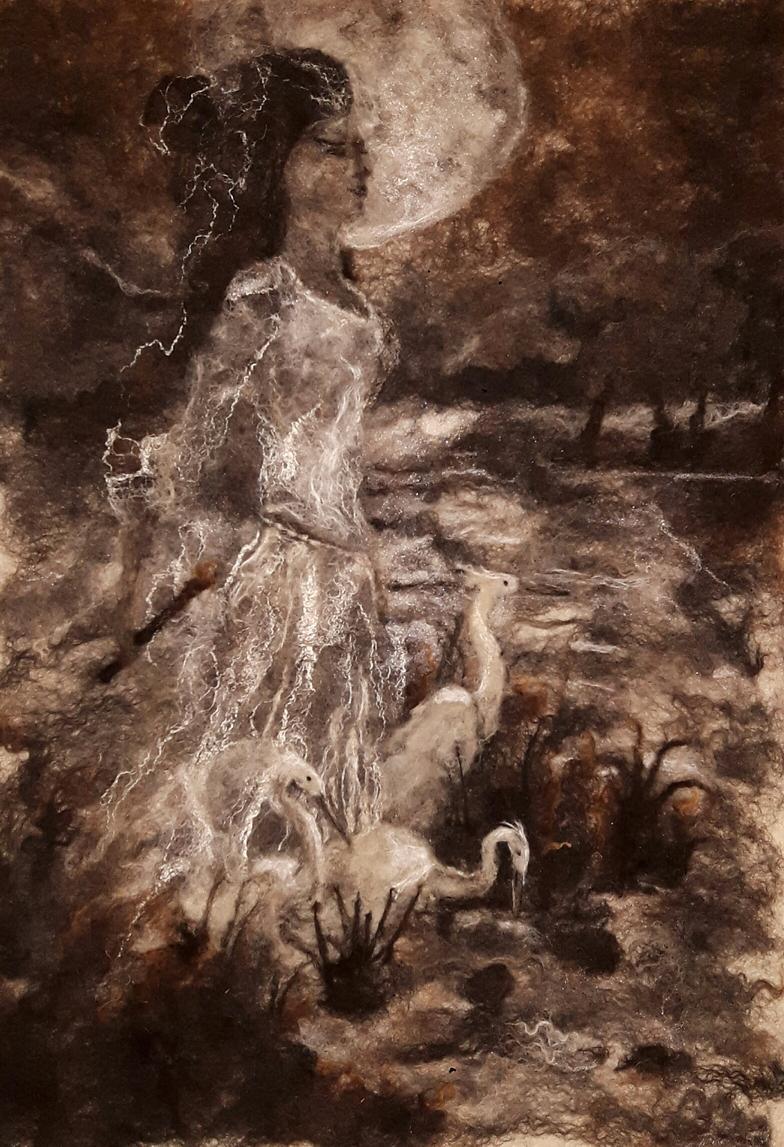 Heron's Mistress