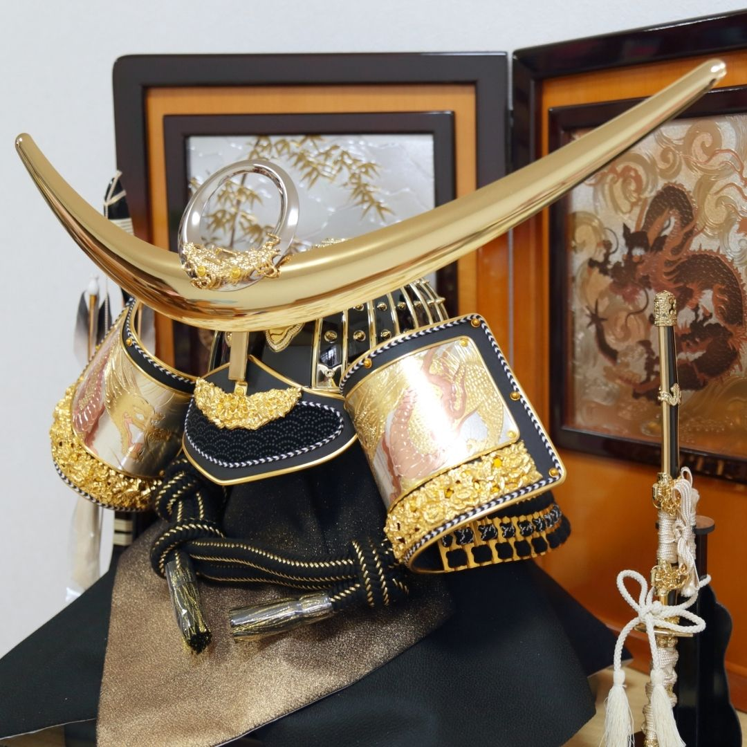 Kubuto casque de Samouraï