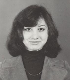 Roza en 1983