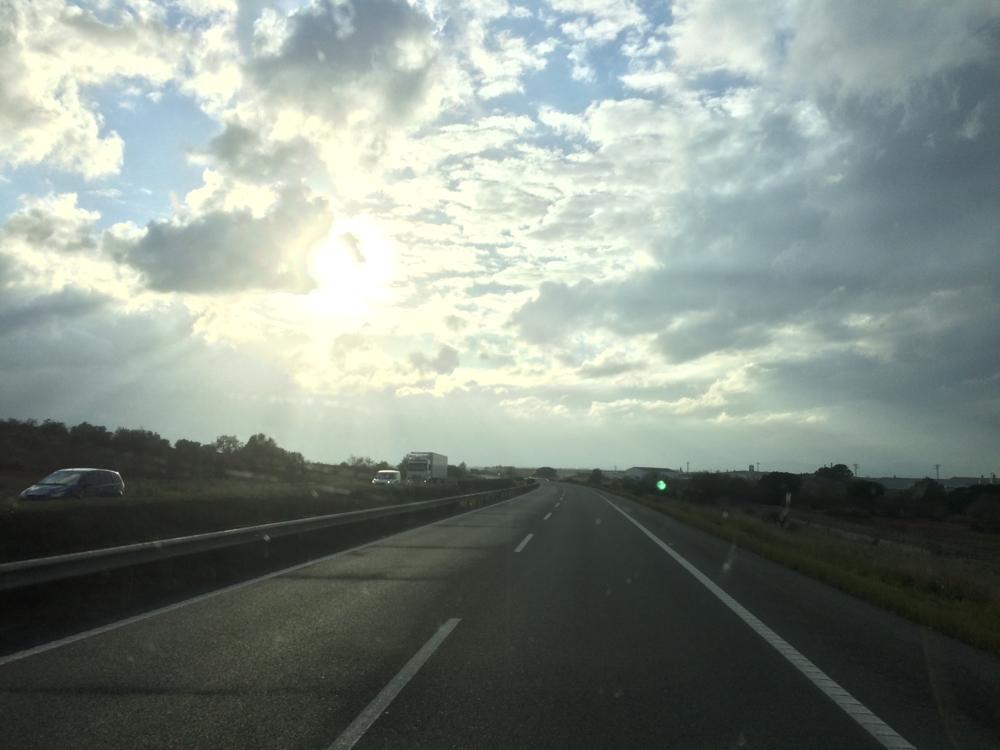 Hier gibts leere Autobahnen