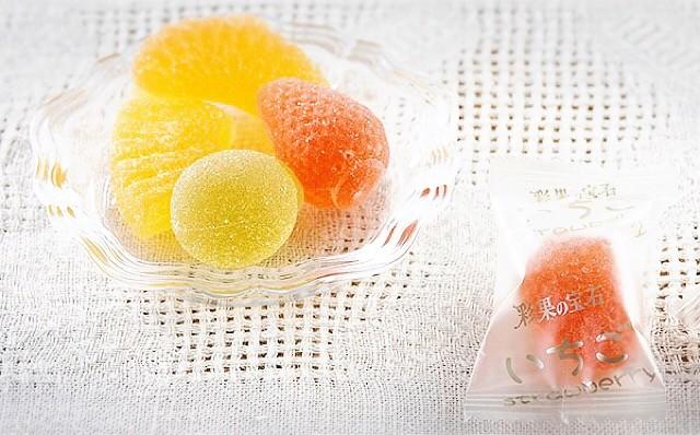 色々な味が楽しめるゼリー~☆彩果の宝石☆~