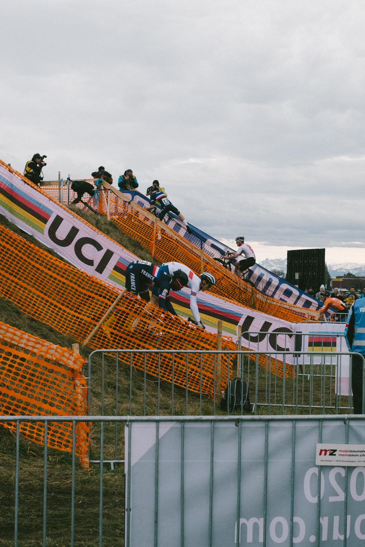 UCI Cyclocross Worldchampionschip Men U23 Race, Dübendorf