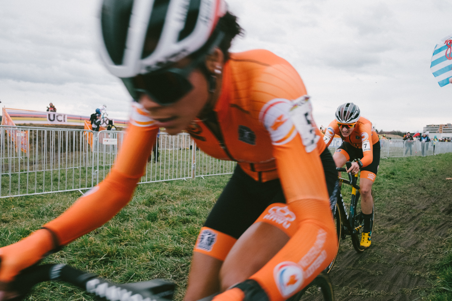UCI Cyclocross Worldchampionschip Women Elite Race, Dübendorf
