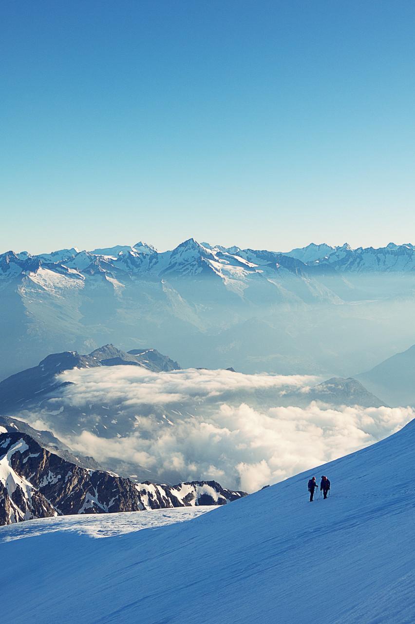 Fletschorn, Schweiz