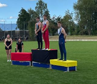Goldmedaille an den Herbstmeisterschaften 2021 Kirchberg 11.09.2021