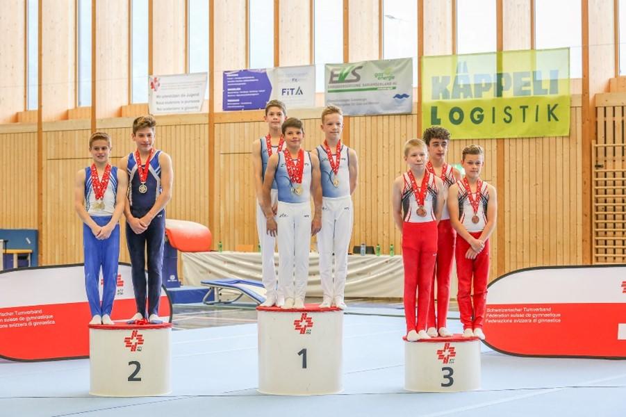 Erfreuliches von den Junioren Schweizermeisterschaften KUTU in Sargans
