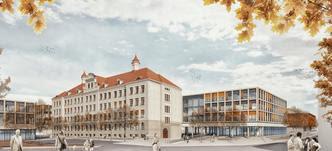 Quartiersschule: Exposé der Architekten