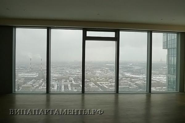 Москва-сити башня Москва - аренда апартаментов 101 кв. м.,
