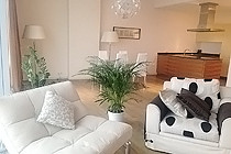 ID 068 Двухкомнатный апартамент в аренду, башня Санкт-Петербург 51 эт.