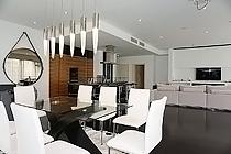 ID 061 Город Столиц - Башня Москва, престижный апартамент в аренду на длительный срок.