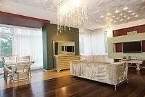 ID 0427 Мосфильмовская дом 70к4 - Четырехкомнатная квартира в аренду.