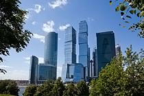 Москва-Сити аренда апартаментов на 22 эт., 104 кв. м., цена 9 000$/мес.