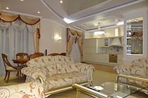м. Университет, Мосфильмовская дом 70 к 4, трехкомнатная квартира в аренду.