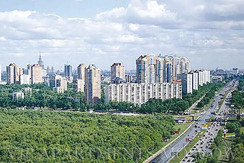 ЖК Квартал на Ленинском - аренда и продажа квартир с VIP Apartments Moscow.