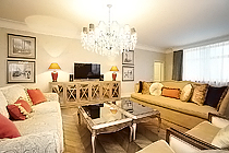 ID 0221 Шмитовский проезд 16 - двухкомнатная квартира в аренду.