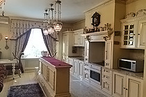 ID 0435 ЖК Золотые Ключи 2 - четырехкомнатная квартира в аренду.