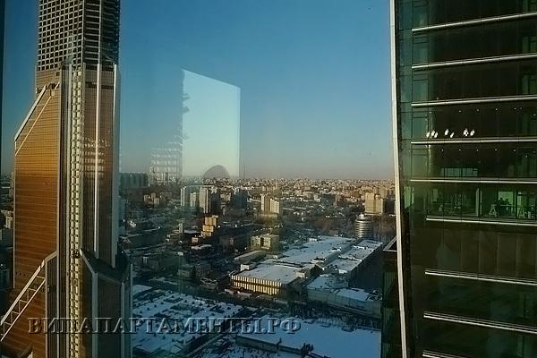 Москва-сити башня Москва - аренда апартаментов 220 кв. м.,
