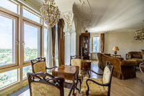 ID 1692 Мосфильмовская дом 70к6 - продажа шестикомнатной квартиры - ЖК Воробьевы Горы.