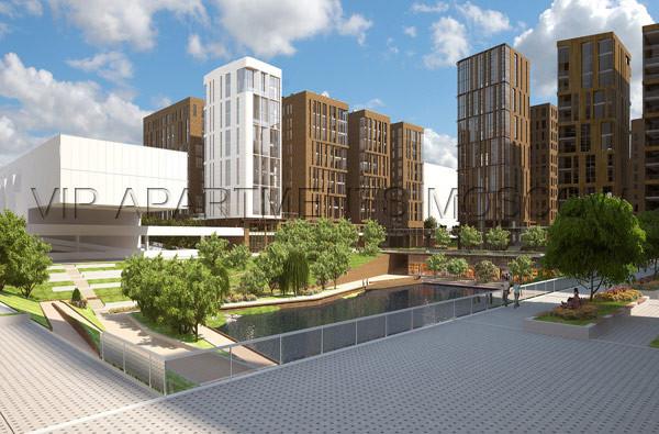 Жилой комплекс Садовые Кварталы, продажа квартир от частных ивесторов.