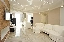 ID 0414 - Четырехкомнатная квартира в аренду Мосфильмовская дом 8.