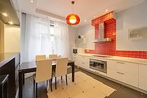 ID A337 Мичуринский дом 5 - трехкомнатная квартира в аренду.