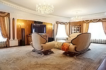 "Маршала Катукова 24 ЖК ""Янтарный Город"" двухкомнатная квартира в аренду от VIP Apartments Moscow."