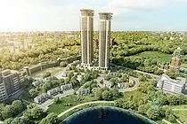 """ID 1581 """"Долина Сетунь"""" продажа пентхауса с террасой Минская 2."""