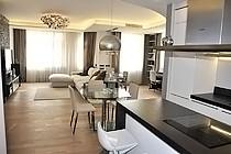 ID A385 ЖК Доминион - аренда трехкомнатной квартиры.
