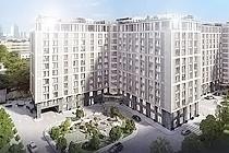 """ID 2050 ЖК """"Сады Пекина"""" Большая Садовая дом 5 стр 1 - элитный комплекс апартаментов."""