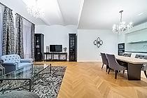 ID A353 ЖК St. Nickolas (Сант Николас) - апартаменты в аренду Никольская улица, 10/2с2Б.