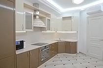 ID 0448 ЖК Доминион - аренда четырехкомнатной квартиры.