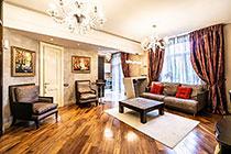 ID 02001 3-я Фрунзенская дом 9 - квартира студия в аренду.
