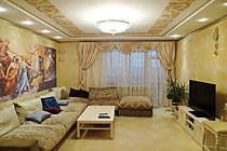 ЖК Мичуринский, аренда четырехкомнатной квартиры - Мичуринский проспект 34.