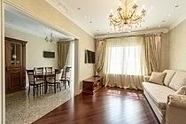 ID 0201 Мытная 7к1 - двухкомнатная квартира в аренду.